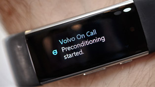 volvo and microsoft show that is not that insane to talk to your car