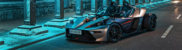 WIMMER Reveals Staggering Pictures and Details of KTM X-Bow GT