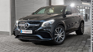 believe it or not this amg gle 63 s is capable of the enormous 702 hp and 1,000 nm