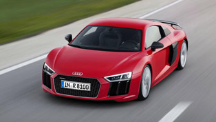 2017 Audi R8 is Priced at $162,900 USD [w/video]