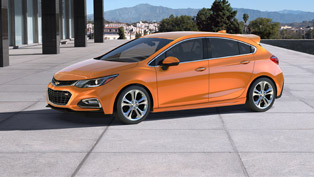 2017 Chevy Cruze Will Soon Be Unleashed!
