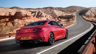 Infiniti Reveals the Concept Based Q60 Sports Coupe