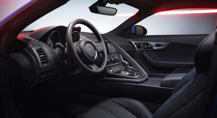 2017 Jaguar F-TYPE British Design Edition