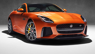jaguar reveals stunning f-type svr ahead of geneva debut [w/video]