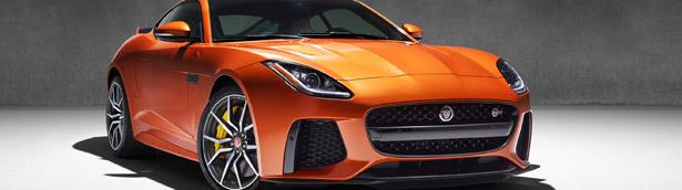 Jaguar Reveals Stunning F-TYPE SVR Ahead of Geneva Debut [w/video]