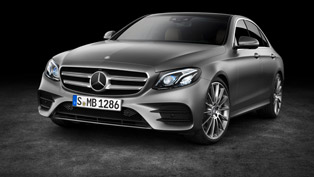 2017 Mercedes-Benz E-Class: Dramatic, Luxurious and Functional