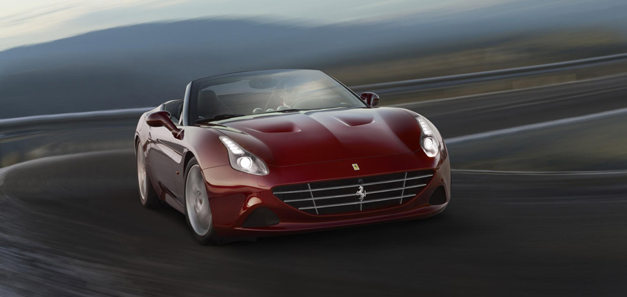 Ferrari California T HS Front View