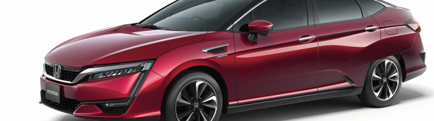 Honda Announces US Pricing for Clarity Fuel Cell
