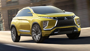 Mitsubishi eX Concept: A Leader in the SUV Electric Vehicle Design