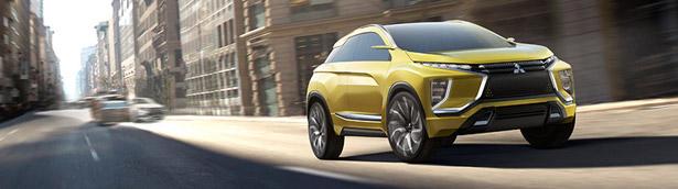 Mitsubishi eX Concept: A Leader in the SUV Electric Vehicle Design