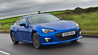 "Subaru BRZ Smashes Guinness World Record for the ""Tightest 360° Spin"" [VIDEO]"