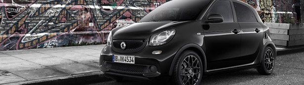 Smart Introduces Edition White and Edition Black