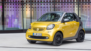 smart fortwo cabrio brings the summer back