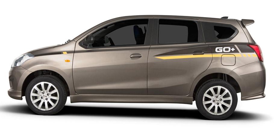 Datsun GO+ Concept