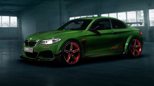 """Less is More"" is True in Case You Are Driving AC Schnitzer BMW M235i ACL2 [w/video]"