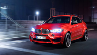 "BMW X6 FALCON by AC Schnitzer is Another ""Oscar-Winner"" Debuting in Geneva"