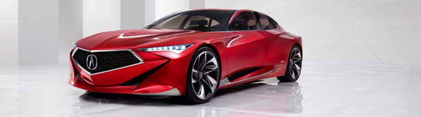 Acura Reminds Everyone Why NSX and Precision Concept Are so Awesome