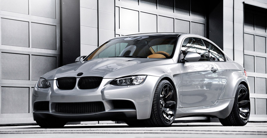 Alpha-N Performance BMW M3 BT92 V10 Front View