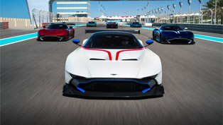 aston martin vulcan owners will also be granted with exclusive race tuition
