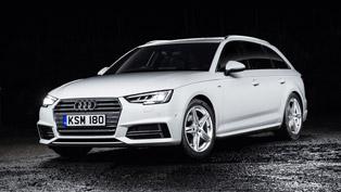 Audi Showcases 2016 A4 Avant