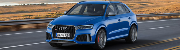 2016 Audi RS Q3 Comes With Style And Power