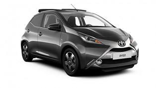 toyota aygo x-clusiv: is it really