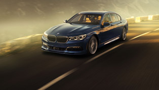 BMW Unveils the ALPINA B7 xDrive Monster!