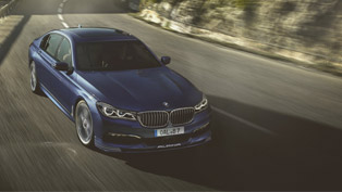 BMW Showcases a 600hp ALPINA Monster at the Geneva Show