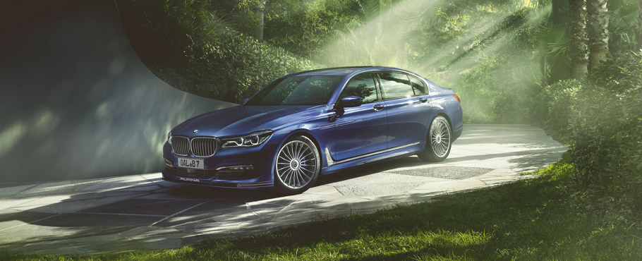 2016 BMW Alpina B7 Bi-Turbo Supersaloon