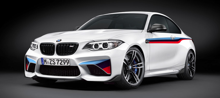 BMW M2 Coupe with M Performance Parts
