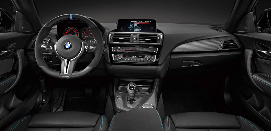 BMW M2 Coupe M Performance Parts Interior