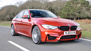 BMW Competition Package: Brand's Tribute to M3 and M4 Models