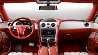 Fresh and Exclusive Mulliner Features Debut in the Flying Spur