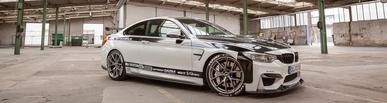 2016 Carbonfiber Dynamics BMW M4 M4R  Front View