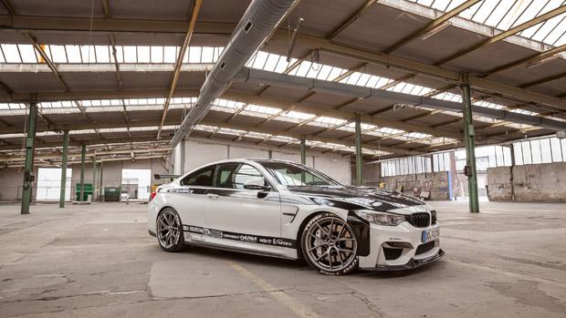 Carbonfiber Dynamics Releases Massive Update for BMW M4