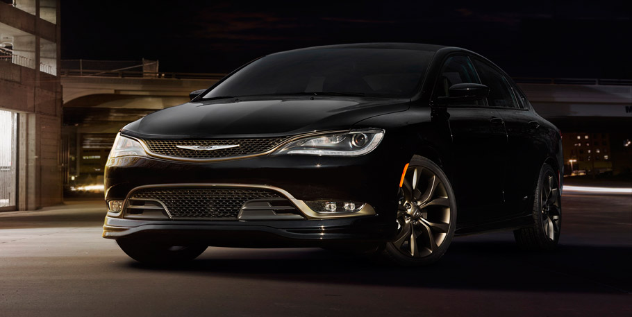 Chrysler 200S Alloy Edition  Exterior View