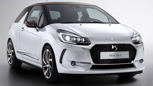 DS Announces Details for DS 3 and DS 3 Cabrio Models