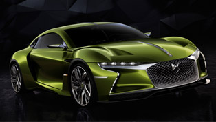 DS E-TENSE: The Modern Meaning of Beauty