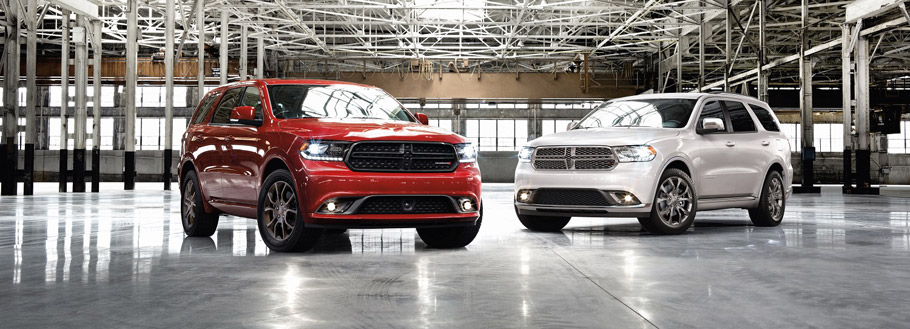 2016 Dodge Durango Appearance Packages