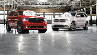 Dodge Releases Two Appearance Packages for 2016 Durango Model