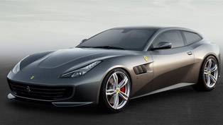 Geneva Motor Show Audience to Witness the Unveiling of the Ferrari GTC4Lusso!