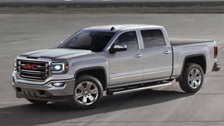 GMC Introduces 2016 Sierra With eAssist Technology