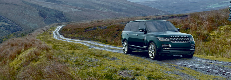 2016 Holland & Holland Range Rover