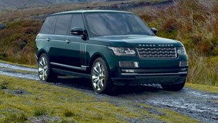2016 holland & holland range rover: beautiful and powerful piece of art