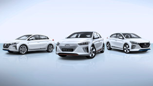Hyundai IONIQ at Geneva Show: Is this Lineup that Exciting?
