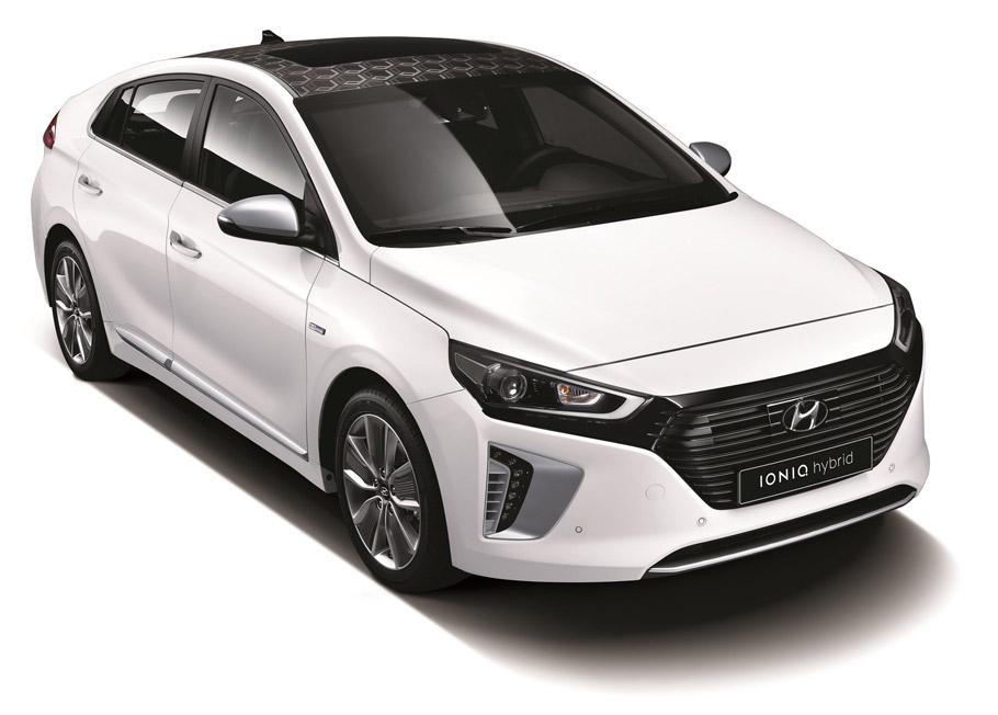2016 Hyundai IONIQ Lineup