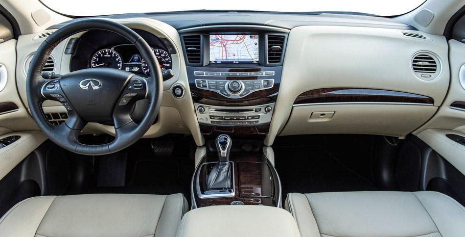 Infiniti QX60 MY2016 Interior