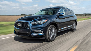You Can Now Order Infiniti QX60 MY2016 [w/pricing included]