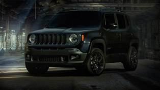 Jeep Showcases Renegade Dawn of Justice Special Edition [VIDEO]