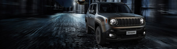 Jeep Renegade Gets Night Eagle Limited Edition